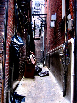 North End Alley