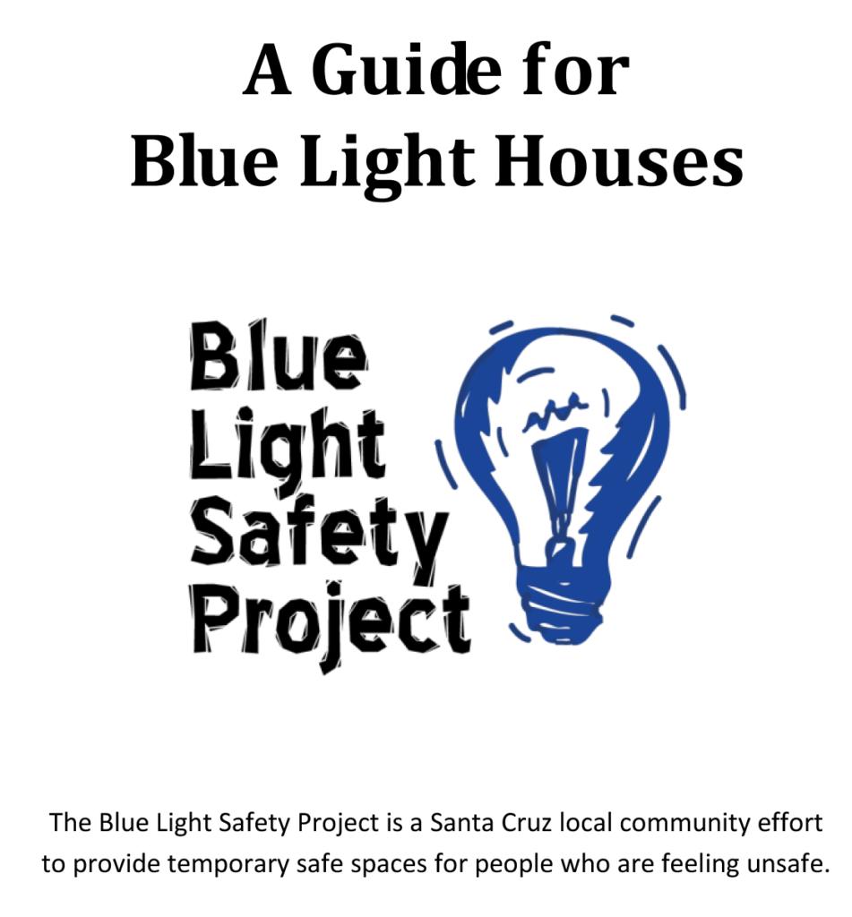 Cover of the Santa Cruz Blue Light Housse Guide