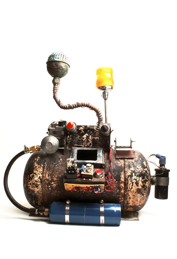 Prayer Machine II